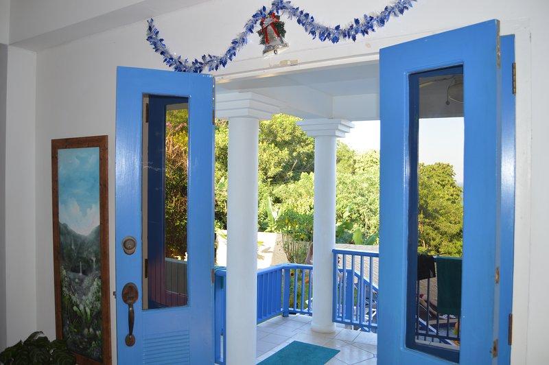 lounge att veranda