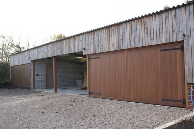 Garage parking STA on request