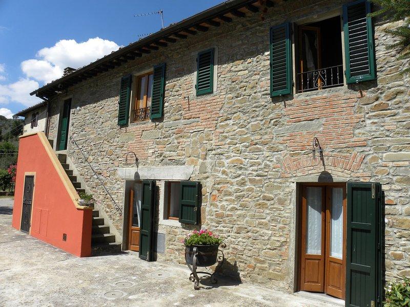 Casa Tucci luminoso e confortevole per tutti, alquiler vacacional en Reggello
