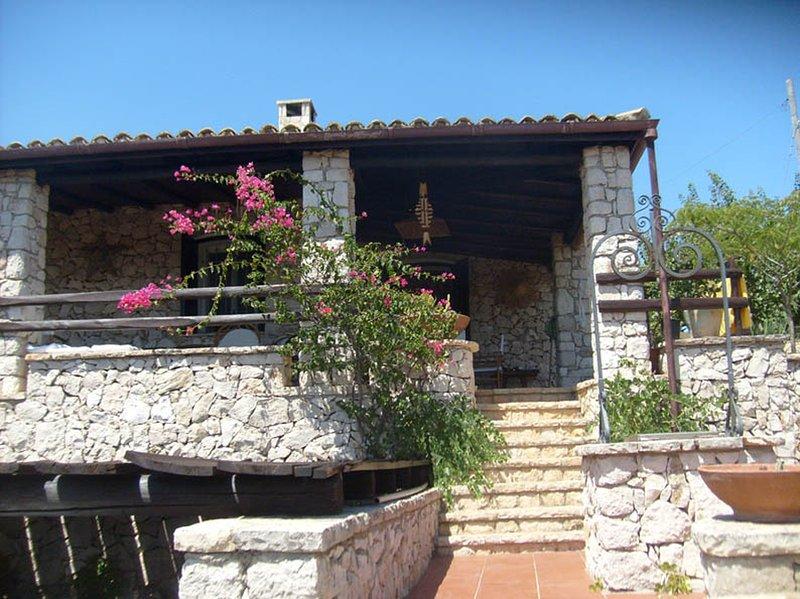 Li Cucuruzzi de lu Puliti, casa vacanza a Gagliano del Capo