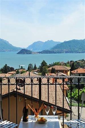 Vista desde el balcón privae