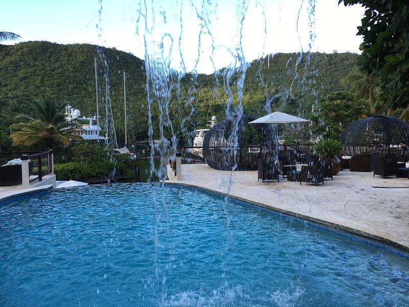 seconda piscina