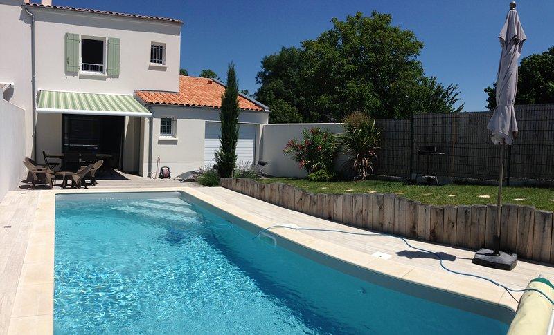 La Maison de Flora, vacation rental in Chenac-Saint-Seurin-d'Uzet