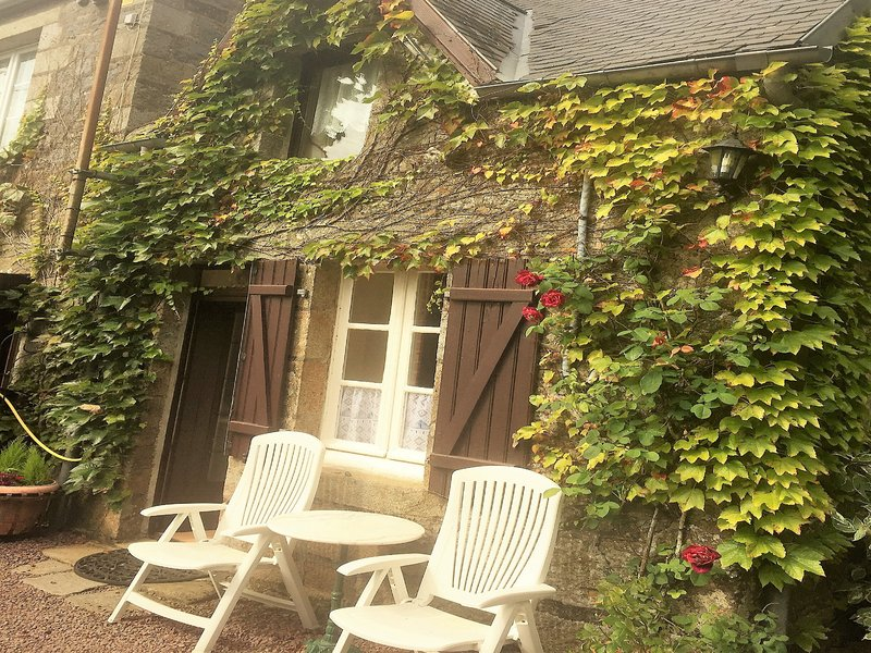 2 person character gite, vacation rental in Brecey