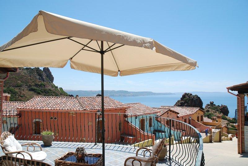 Il Sogno Tanca piras, vacation rental in Nebida
