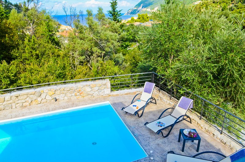 Katerina's Village Agios Nikitas with Private Pool, holiday rental in Lefkada