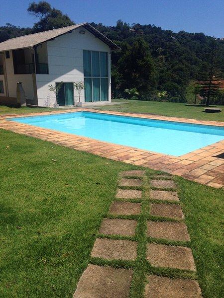 Casa nova Aconchegante e linda, vacation rental in Juiz de Fora
