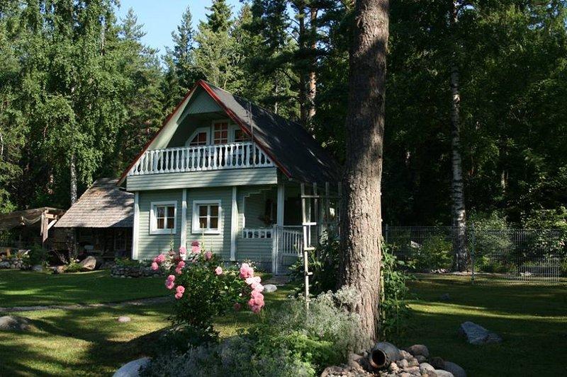 Kärka Guesthouse – semesterbostad i Kasmu