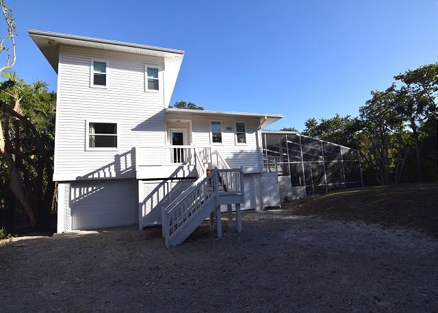 CASA ALTA ON THE BEACH, holiday rental in Sanibel Island