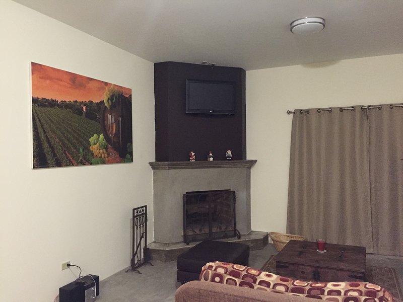 sala de livingom, tv sattellite