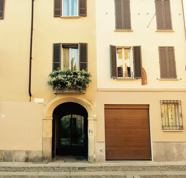 la casa bianca al san michele, location de vacances à Province of Pavia