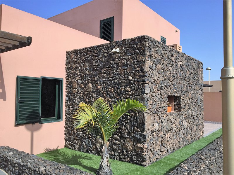 Welcome to our villa!  Detached and on 2 floors for space and privacy.