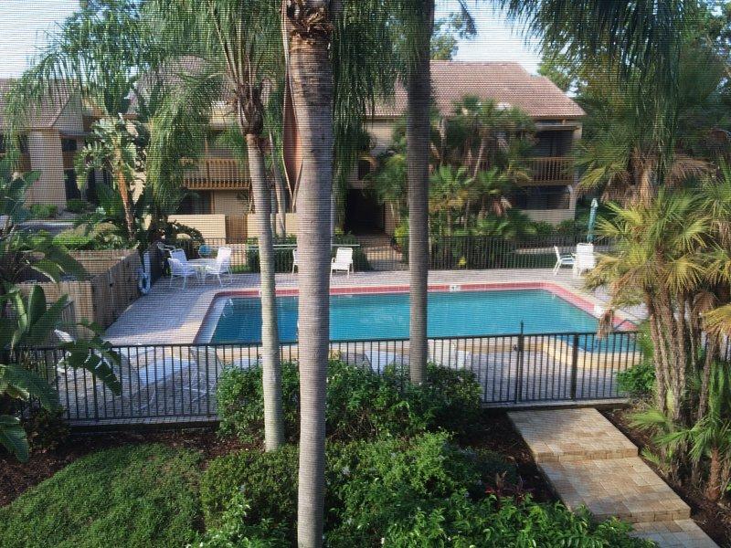 piscina privada do nosso grande varanda