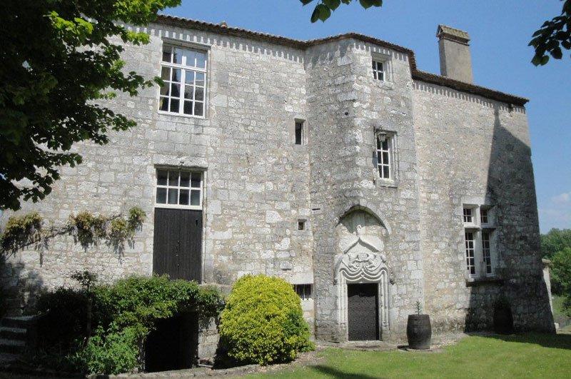 Château de Bouniagues - proche de Bergerac