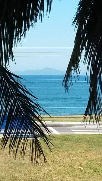 Vista de la playa de Massaguaçu