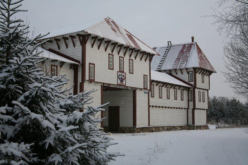 Загородное Поместье «Старый Замок» – semesterbostad i Kaluga Oblast