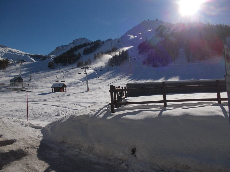 Monolocale Stella Alpina, holiday rental in Sestriere
