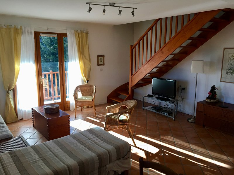 CHALET CLOS GAUTHIER - APT. 3 - 5 persone, holiday rental in La Salle les Alpes