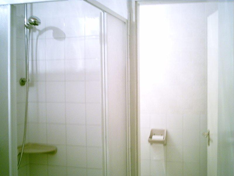 WC + ducha