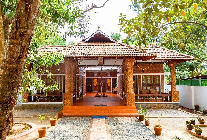 Marari Amrita Villas, alquiler vacacional en Alappuzha District
