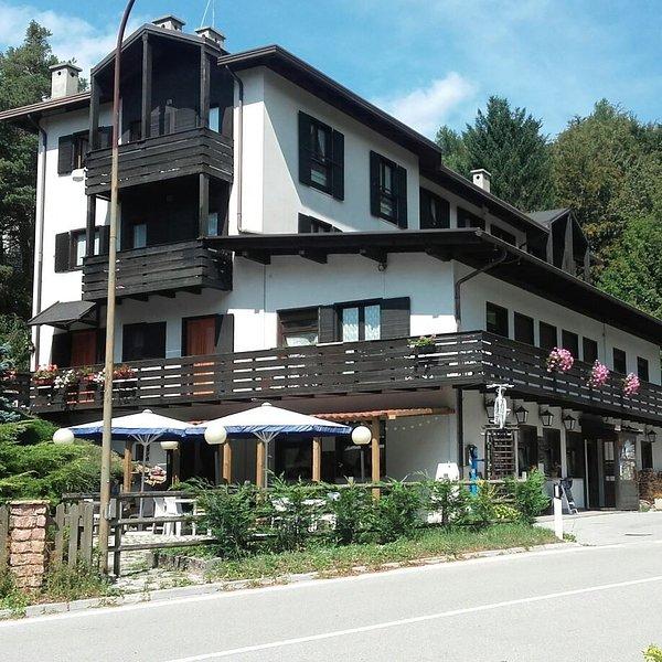 Appartamenti Vacanze Lagolo, vacation rental in Pergolese