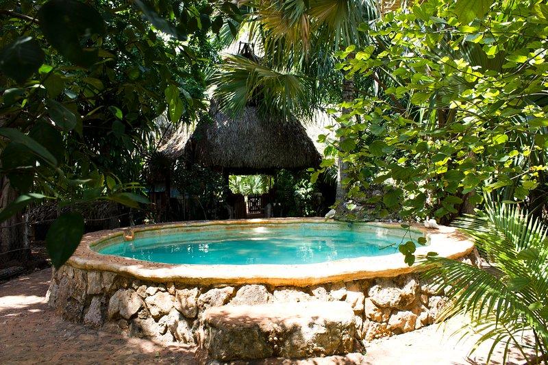 Hidden Mayan Paradise - Villa Neshima, holiday rental in Peto