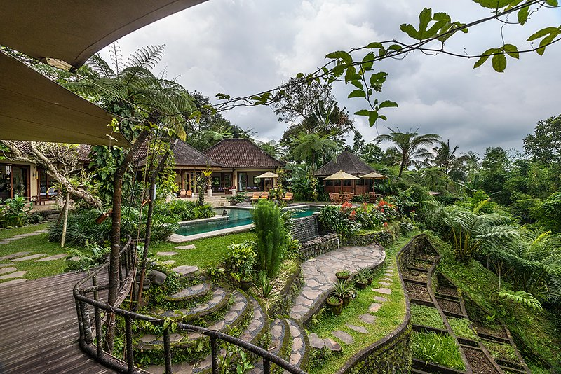 Heaven in Bali, vacation rental in Toya Bungkah