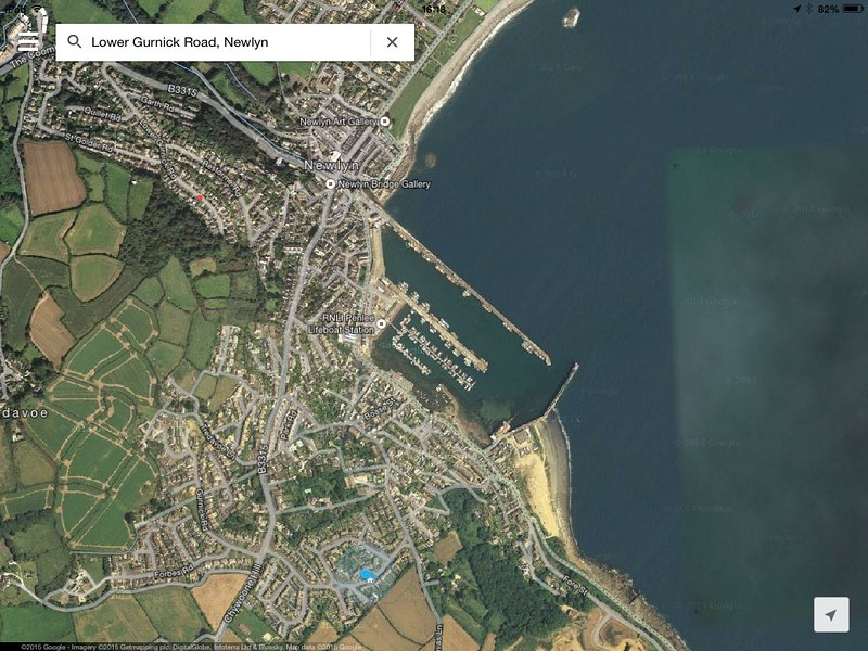 Newlyn from above