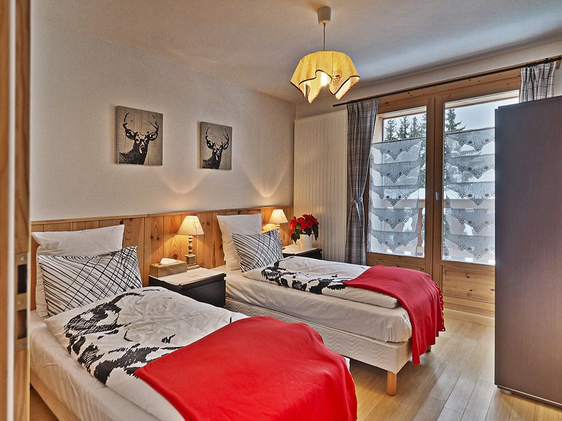 Chalet Erica, holiday rental in Grand Massif