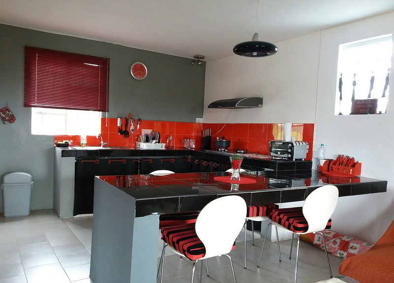 Guesthouse for two persons, holiday rental in Poste Lafayette