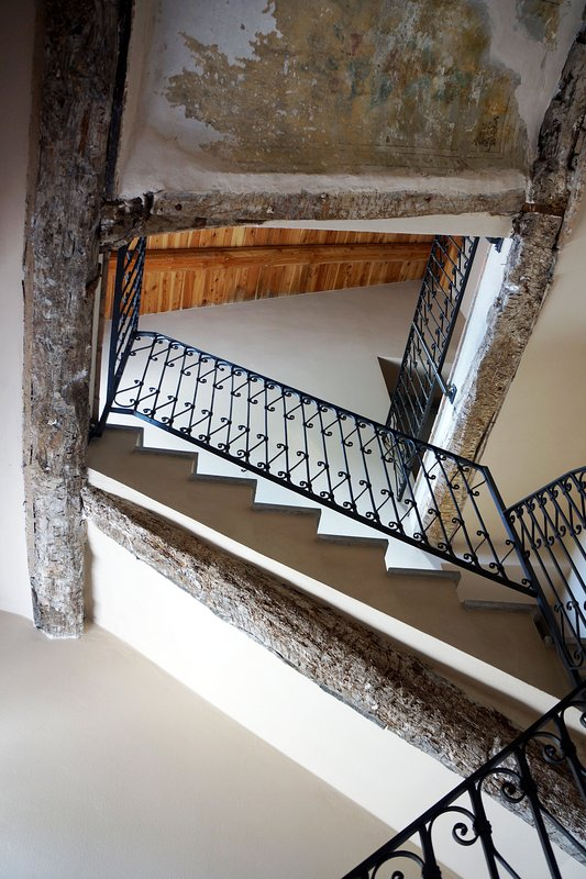 Original staircase and features throughout