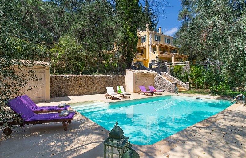 ARIEL-IL GIARDINO SEGRETO DI PROSPERO, vacation rental in Ipsos