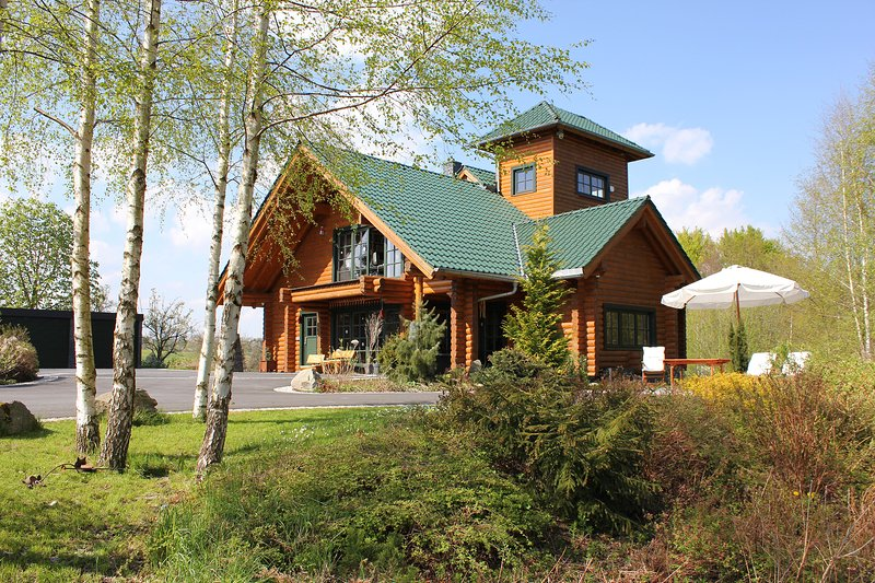 Golf.intersaxonia KLEINES Deluxe Apartment, location de vacances à Marienberg