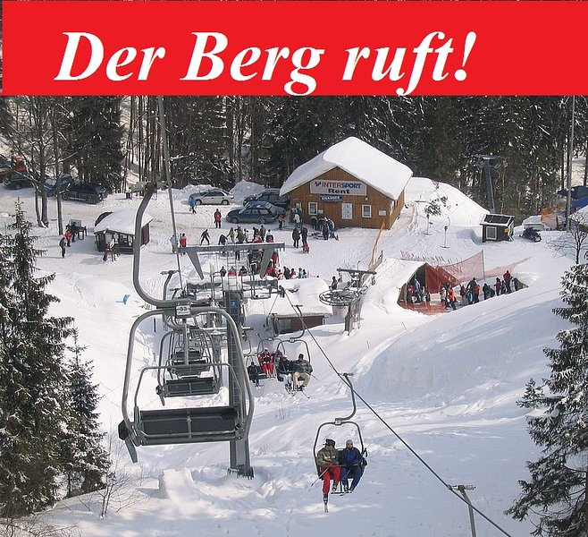 Der Berg ruft!! Sommer oder Winter in Lauscha, location de vacances à Lauscha