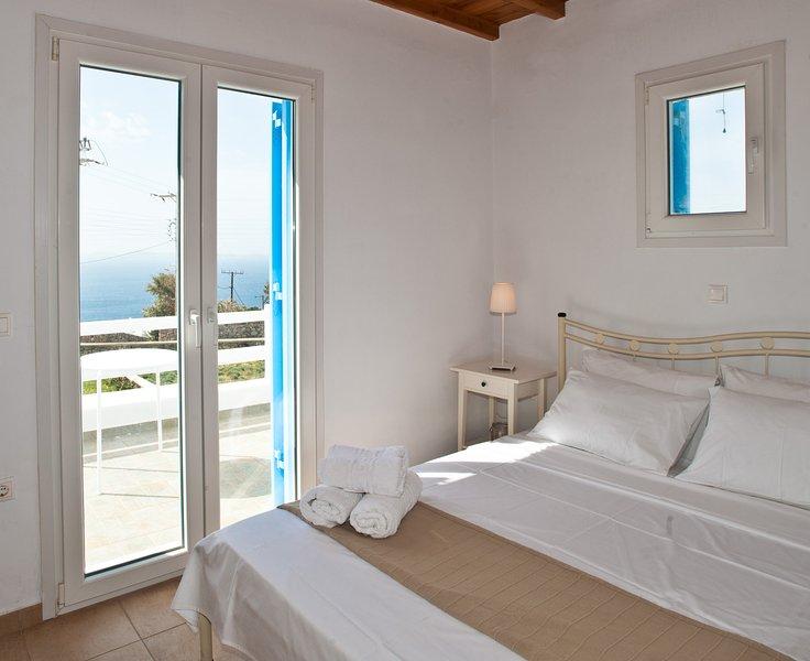 Sea Wind Levantes Villa, casa vacanza a Tourlos