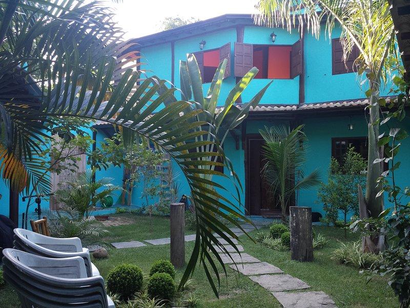 casa para temporada em paraty, vacation rental in Trindade