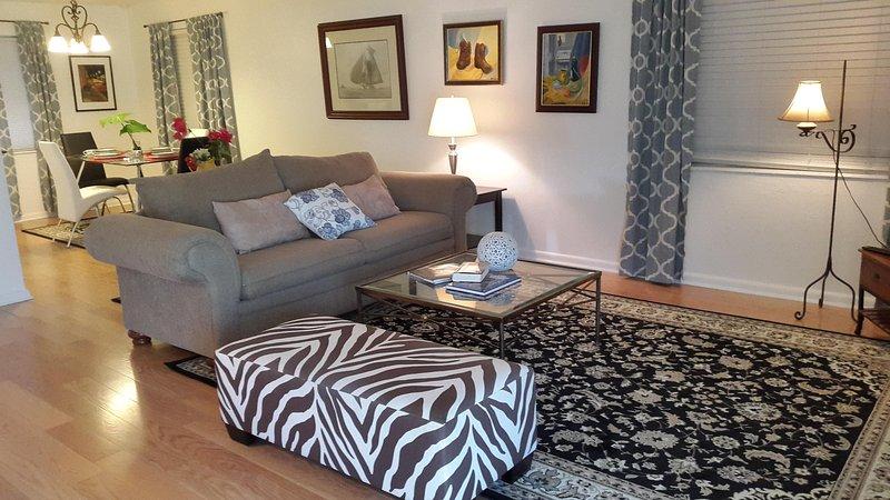 A cozy livingroom to relax