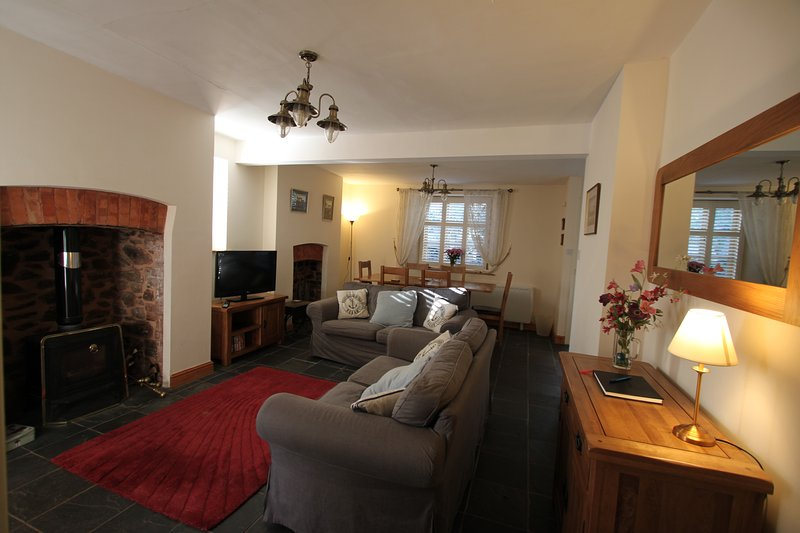 Marley Cottage, vacation rental in Exmoor National Park