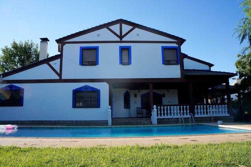 CASA RURAL LA HABANERITA, Ferienwohnung in Los Yebenes