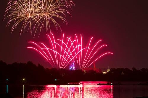See Disney Fireworks - ALL PARKS - Direct Off Your Balcony!