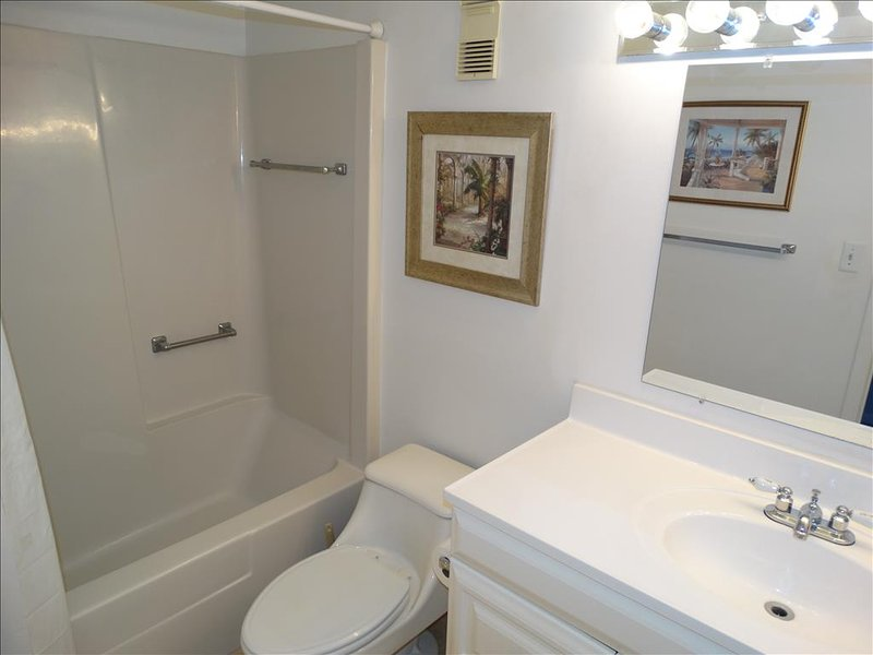 Lots of care has been put into this remodel, as shown here!  This place is gorgeous!
