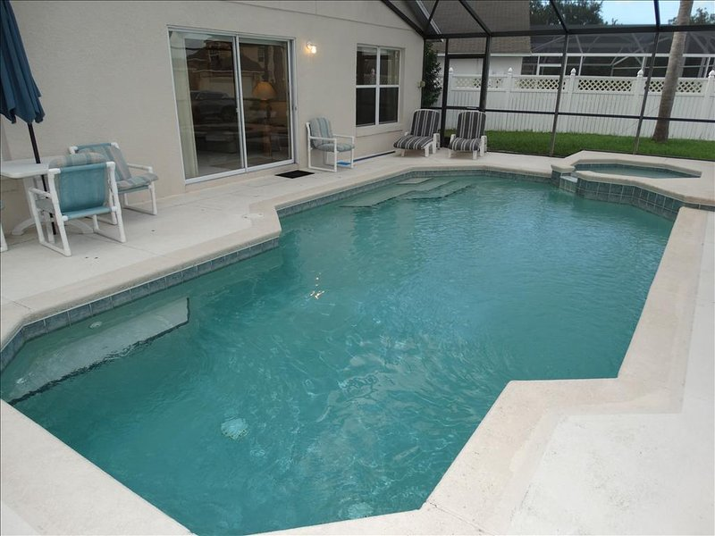 The NEW 2865 PRIVATE Pool Home is in OAK ISLAND COVE, just 7,000 Feet From Disney!