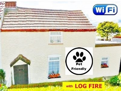 Pet Friendly holiday cottage by the Sea