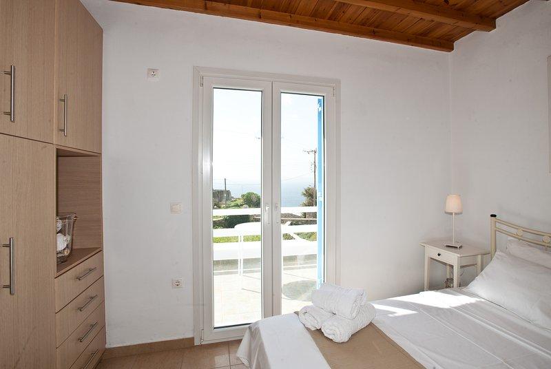 Sea Wind Sourokos Villa, casa vacanza a Tourlos
