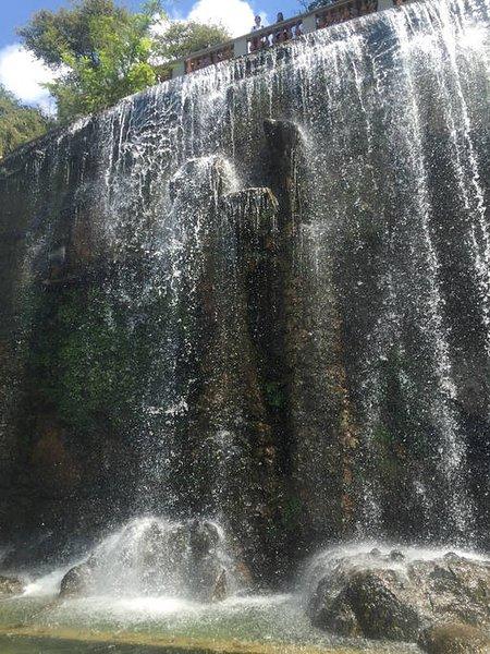 Las caídas cascada
