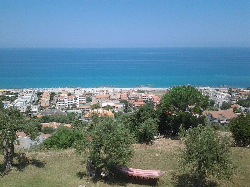 Mansarda 'Casa Vacanza - Colori di Sicilia', vacation rental in Orto Liuzzo