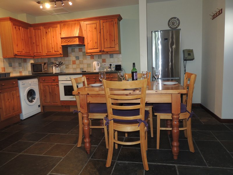 cuisine style campagnard / salle à manger