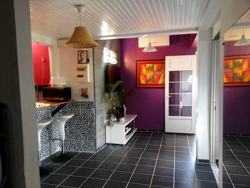 Joli appartement de vacances, location de vacances à Saint-Esprit
