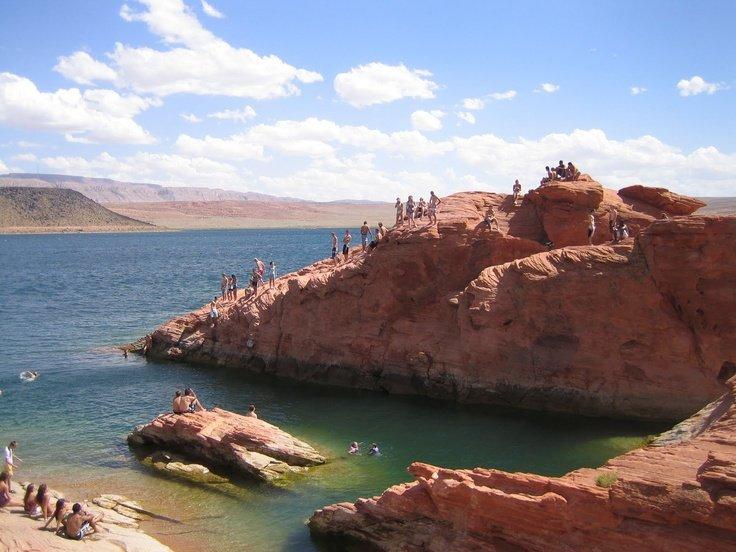 Sand Hollow Lake Wassersport