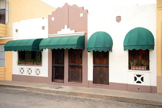 façade frontal